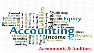 Accountants and Auditors Firms in UAE
