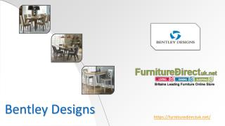 Bentley Designs Dining room Furniture - Furniture Direct UK
