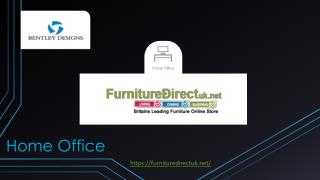 Bentley Designs Home Office Furniture - Furniture Direct UK