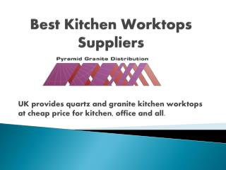 Kitchen Worktops Suppliers