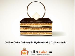 Online Cake Delivery in Hyderabad,Order Cake Online | Callacake.in