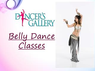 Why should kids join Belly Dance Classes?