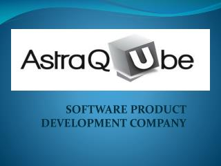 AstraQube - A Software Product Development Workshop
