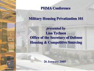 PHMA Conference