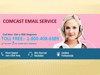 Comcast Email Support
