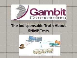 The Indispensable Truth About SNMP Tests