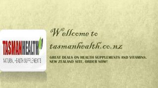 tasmanhealth.co.nz | Nature's Way AKN SkinCare