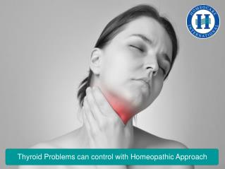 Homeopathy Treatment for Thyoid Gland Deficiency