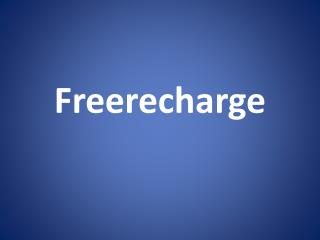 Freecharge Promo Code 24 November 2016 : Rs 50 Cashback
