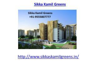 Sikka Kamil Greens modern society
