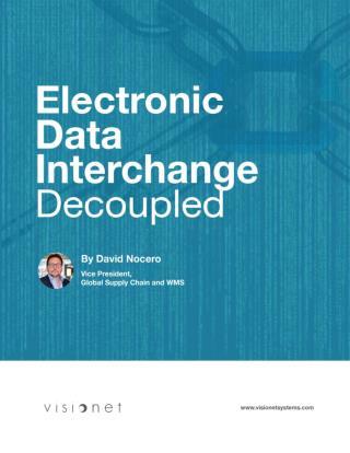 Electronic Data Interchange Decoupled