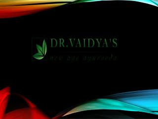 Drvaidyas - Ayurvedic Medicines & Herbal Products