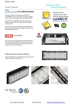 Get LED Street Lights Online