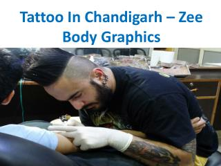Tattoo In Chandigarh - Zee Body Graphics