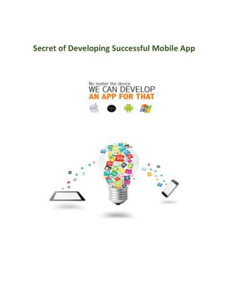 AppActuator - Mobile App Development and Marketing Service Provider