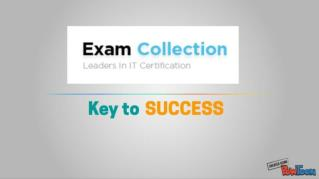 Examcollection 70-734 Test