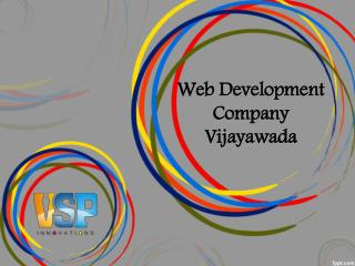 Best Web Development Company in Vijayawada, Web Development Services Vijayawada – VSP Innovations