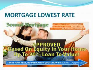 Second mortgage rates 1-800-929-0625 | get the best rates in Canada