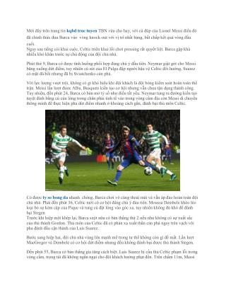 Messi lập cú đúp giúp Barca vào vòng Knock-out