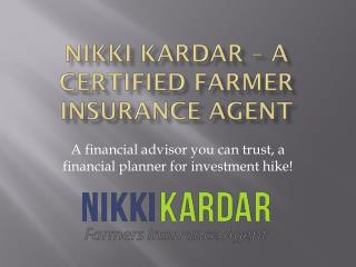 A financial advisor you can trust, a financial planner for investment hike!