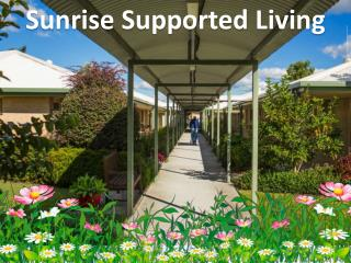 Retirement villages nsw