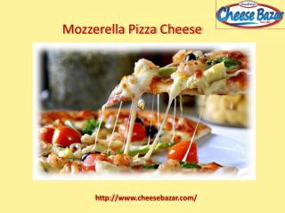 Mozzarella Shredded Cheese Suppliers & Exporters in India