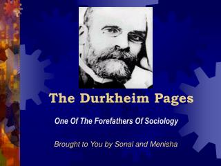 The Durkheim Pages