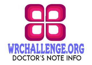 Wrchallenge.org Doctor's Notes