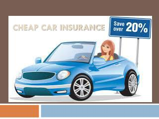 Get Cheap Car Insurance Rates