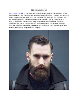 http://supplementranking.com/legendary-beard/