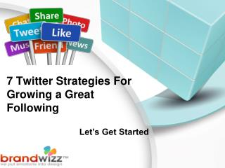 SOCIO FUNDA- 7 Twitter Strategies for Growing Followers