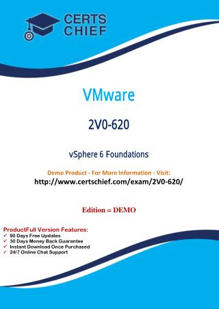 2V0-620 Latest Certification Practice Test