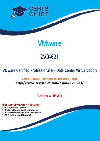 2V0-621 Latest Certification Practice Test