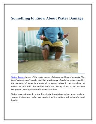 Rollingwood Water Damage