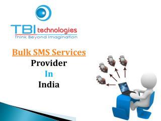 Bulk sms provider indore