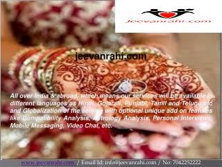 matrimony sites-Bengali,Brahmin,Gujarati,Kannada,Marwari,Punjabi,Sikh,Tamil,Telugu