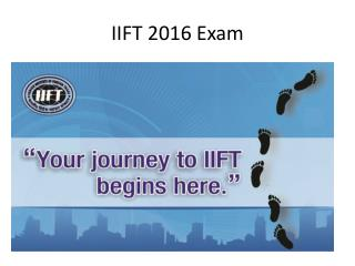 IIFT 2016 Exam Analysis