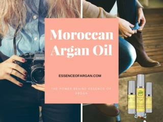 Pure Argan Oil  - Essence of Argan