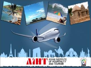Hospitality and Tourism Management India