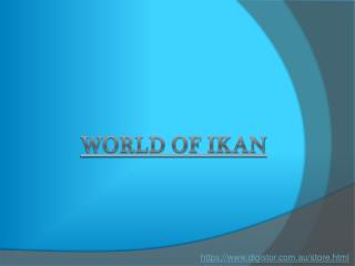 World of Ikan
