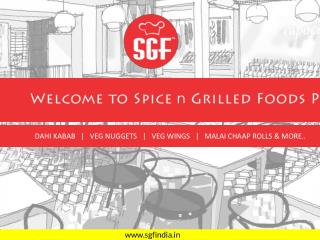 Spice & Grilled Foods