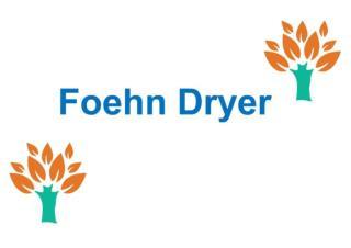 boot dryer by Foehn Dryer t