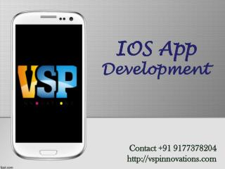 IOS Application Development Services Vijayawada, Mobile App Development Vijayawada – VSP Innovations