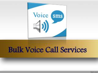 Bulk Voice Calls Services Vijayawada, Voice SMS Services Vijayawada – VSP Innovations