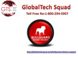 BullGuard Antivirus Support Call Toll free 1-800-294-5907
