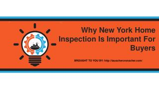 Reasons To Have A Building Inspection New York Before Buying
