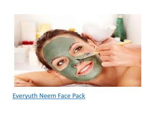 Everyuth Neem Face Pack