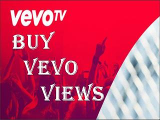 Increase Vevo Views To Present Yourself As An Artist