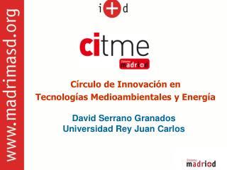 C rculo de Innovaci n en  Tecnolog as Medioambientales y Energ a