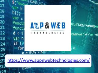 Web Designer, Development Company In India, uk, uae | Mobile App Development Companies| Appnweb Technologies